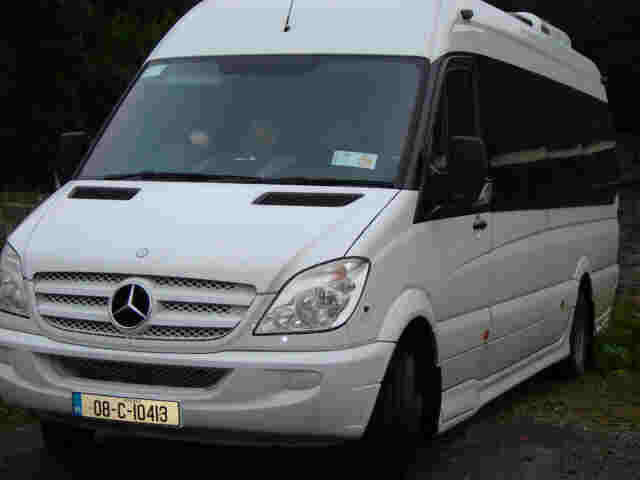 Mercedes Coach In Ireland