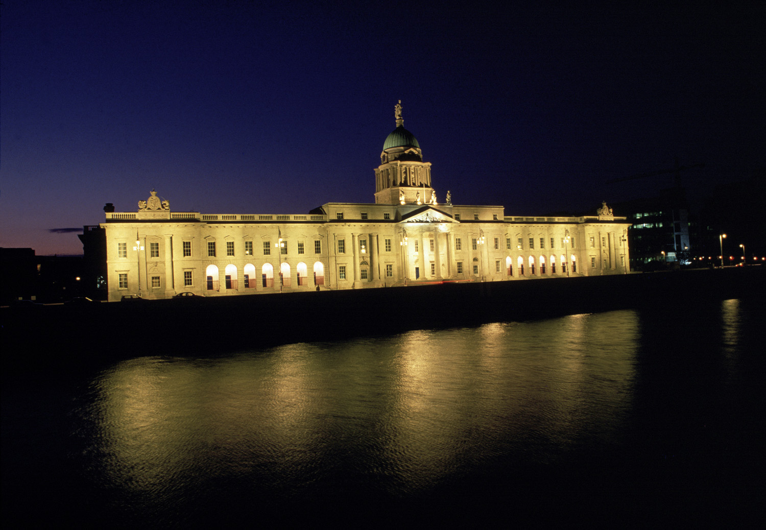 STart your tour in DUblin