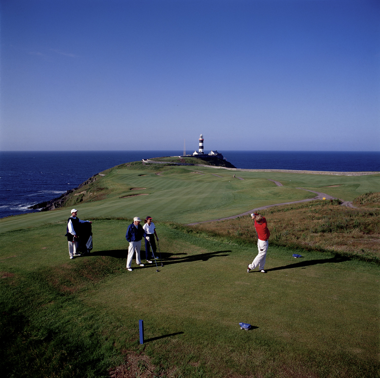 Old Head Golf