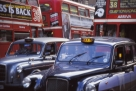 Taxi tour of London