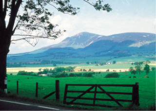 Isle of Arran Walking Tour